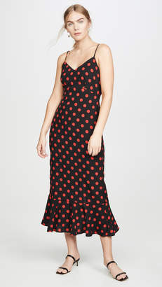 Endless Rose Polka Dot Cami Dress