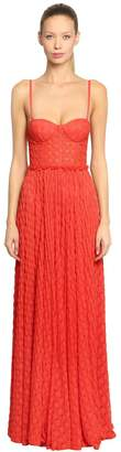 Missoni Lace Bustier Dress