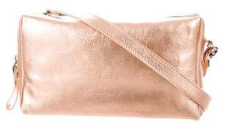 Marsèll Metallic Leather Crossbody