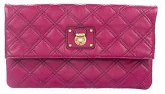 Marc Jacobs Eugenie Fold-Over Clutch