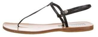 Golden Goose Hudson Thong Sandals