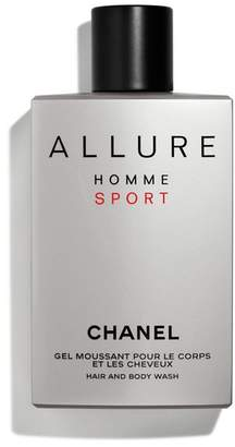 Chanel Allure Homme Sport Hair And Body Wash