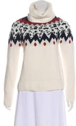 Veronica Beard Knit Turtleneck Sweater