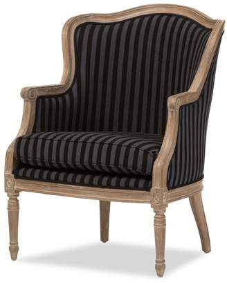 Baxton Studio Wholesale Interiors Armchair