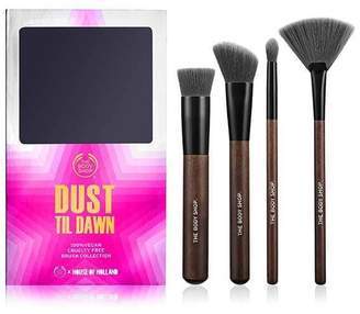 The Body Shop House Of Holland X Limited Edition Makeup Brush Set Collection