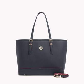 Tommy Hilfiger Medium Saffiano Tote