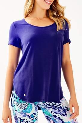 Lilly Pulitzer Kerah Lounge Shirt