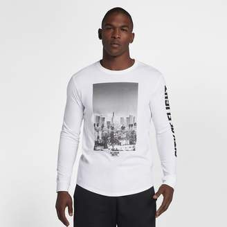 "Jordan Sportswear ""City Of Flight"" Men's Long Sleeve T-Shirt"
