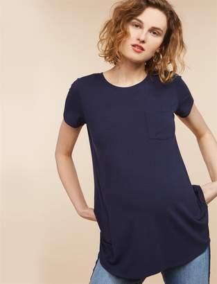 Motherhood Maternity MiMi Pocket Maternity T Shirt