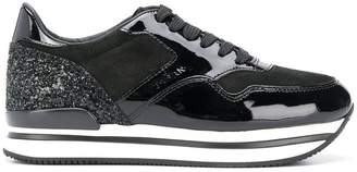 Hogan H222 lace-up sneakers