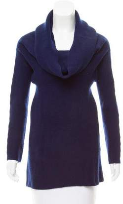The Row Cowl Neck Long Sleeve Sweater