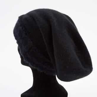 Black Cashmere Hat - ShopStyle 95b7700ff08d