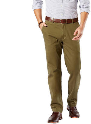 Dockers D2 Washed Khaki Straight Fit Pants