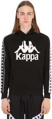 Kappa Banda Hurtado Cotton Blend Sweatshirt