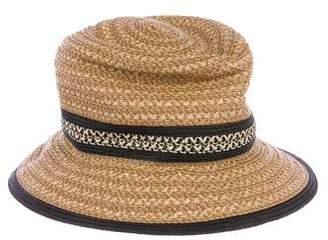 Eric Javits Straw Woven Hat