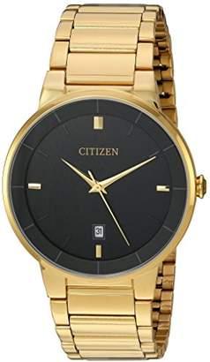 Citizen Men's BI5012-53E Quartz Stainless Steel Watch Case and Bracelet