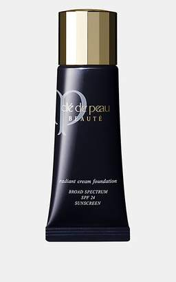 Clé de Peau Beauté Women's Radiant Cream Foundation - O20
