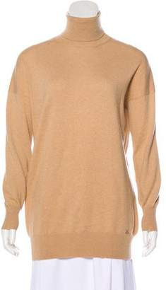 Gucci Knit Long Sleeve Turtleneck