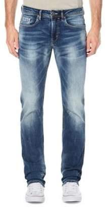 Buffalo David Bitton Men's Evan Slim Straight Fit Jean