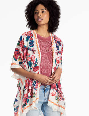 Madelines Garden Kimono $79.50 thestylecure.com