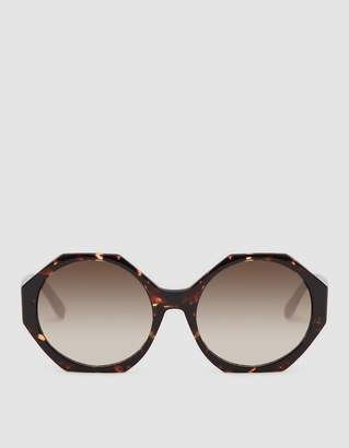 Kate Young For Tura Ruby in Tokyo Tortoise