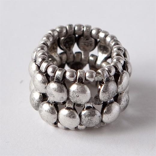 Ccc Metal Bead Ring