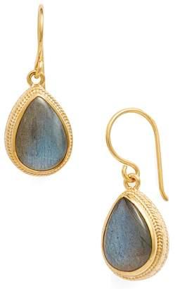 Anna Beck Semiprecious Stone Drop Earrings
