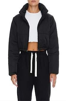 Nude Lucy Ruben Crop Puffer Jacket