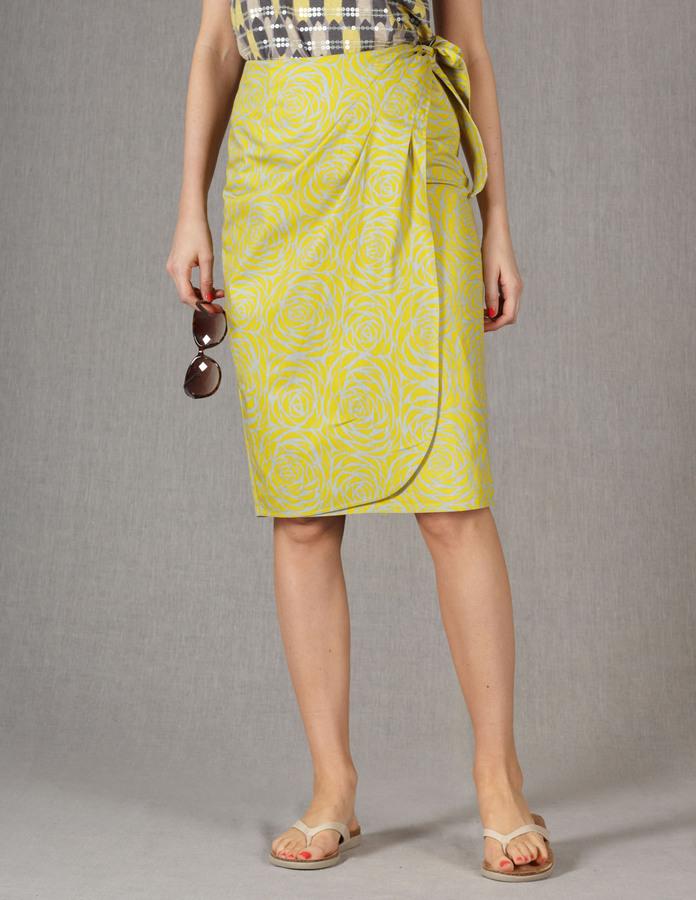 Boden Sarong Skirt