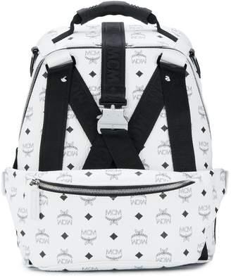 ce006377efd1d8 MCM Jemison Visetos backpack with belt bag