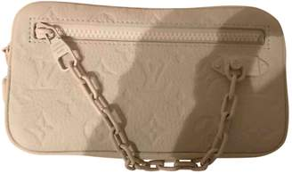 Louis Vuitton Volga White Leather Bag