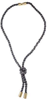 Giles & Brother Lariat Rope Necklace $125 thestylecure.com