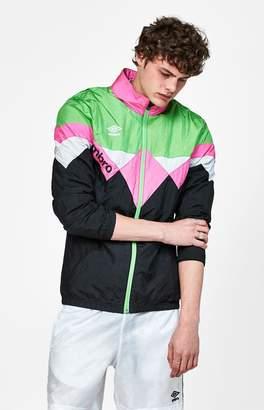 Umbro Crinkle Retro Track Jacket