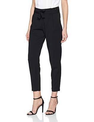 b852bfaf601f ... S Oliver BLACK LABEL Women s 11.901.76.4891 Trouser, Black 9999, (Size