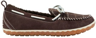 L.L. Bean L.L.Bean Women's Mountain Slipper Moc, One-Eye Plaid