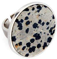 Etoile Isabel Marant Stone Disc Ring