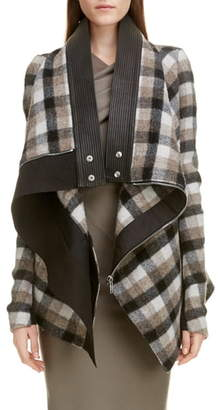 64d89e344 Rick Owens Wool Women's Jackets - ShopStyle