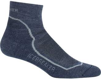 Icebreaker Hike+ Lite Anatomical Mini Crew Sock - Men's