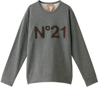 N°21 (ヌメロ ヴェントゥーノ) - ヌメロ ヴェントゥーノ ロゴスウェット
