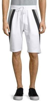 Antony Morato Striped Front Stretch Shorts
