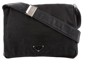 pradaPrada Tessuto Nylon Shoulder Bag