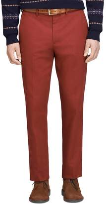 Brooks Brothers Own Make Cavalry Twill Dress Trousers