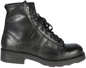 O.x.s. John Mens Lace-up Boots
