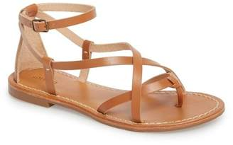 Soludos Strappy Leather Sandal