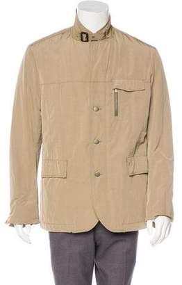 Victorinox Quilted Zip Jacket