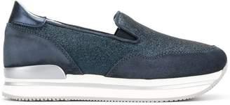 Hogan slip-one sneakers