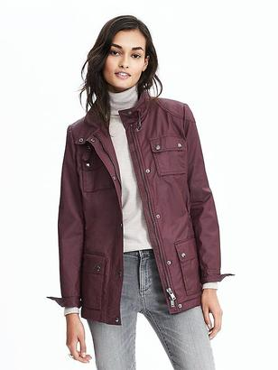Waxed Canvas Jacket $148 thestylecure.com