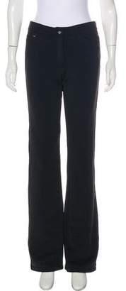Post Card Mid-Rise Wide-Leg Pants