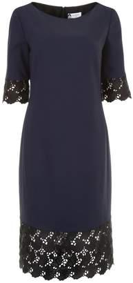 Lanvin Dress With Lace Details