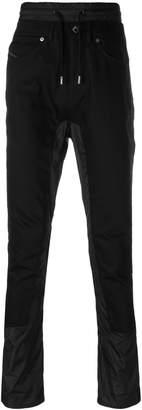 Diesel Black Gold panelled sweatpants